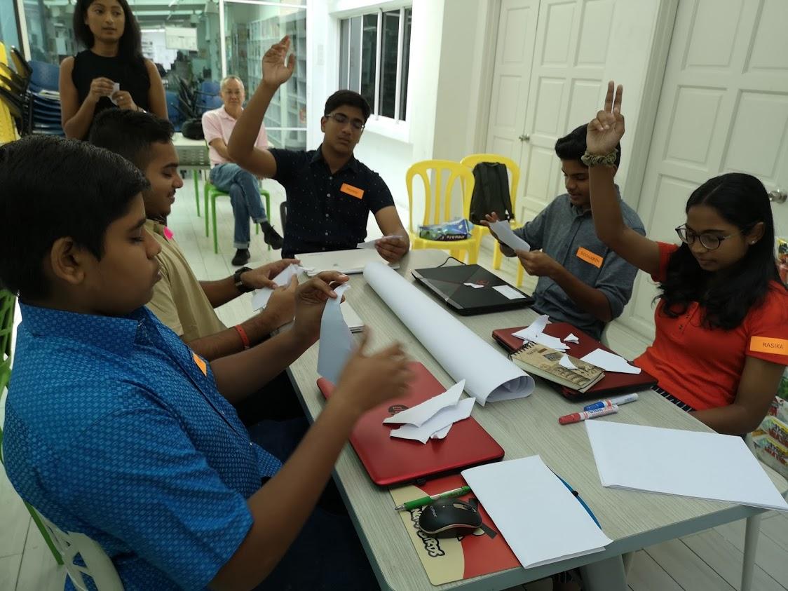 Bootcamp at GIIS Kuala Lumpur