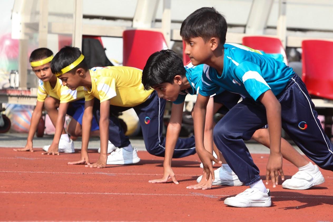 Primary Sports at GIIS Kuala Lumpur