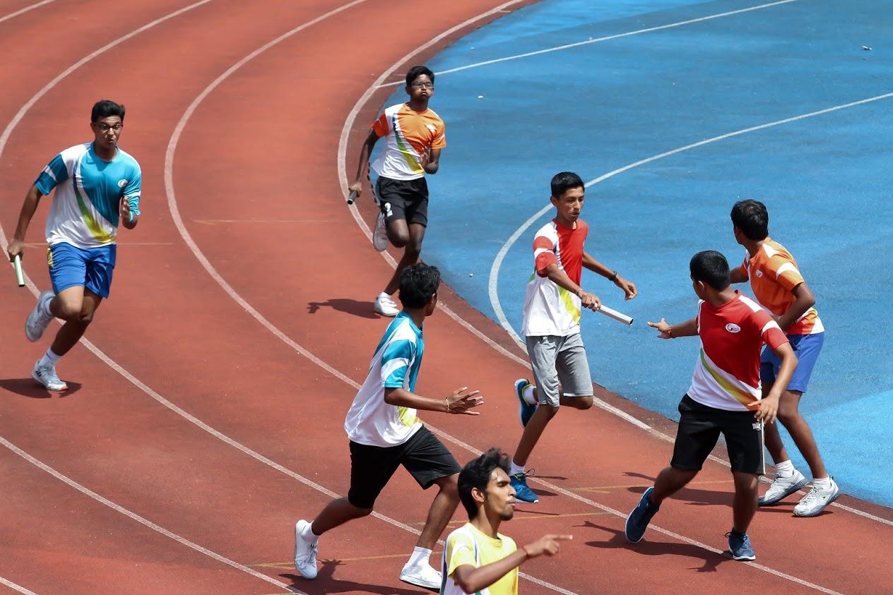 Relay Race at GIIS Kuala Lumpur