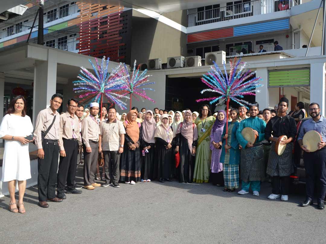 GIIS Kuala Lumpur School Tour