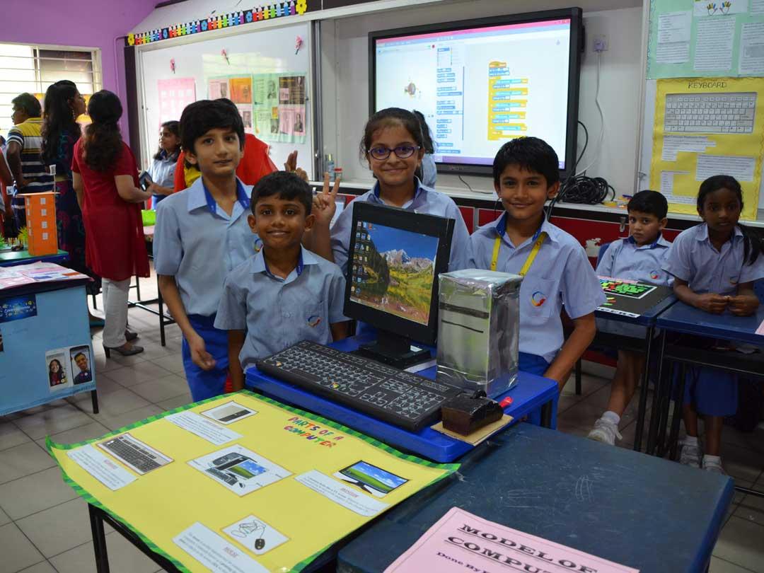 Project Exhibition at GIIS Kuala Lumpur