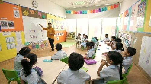Global Montessori Pre School in Kuala Lumpur