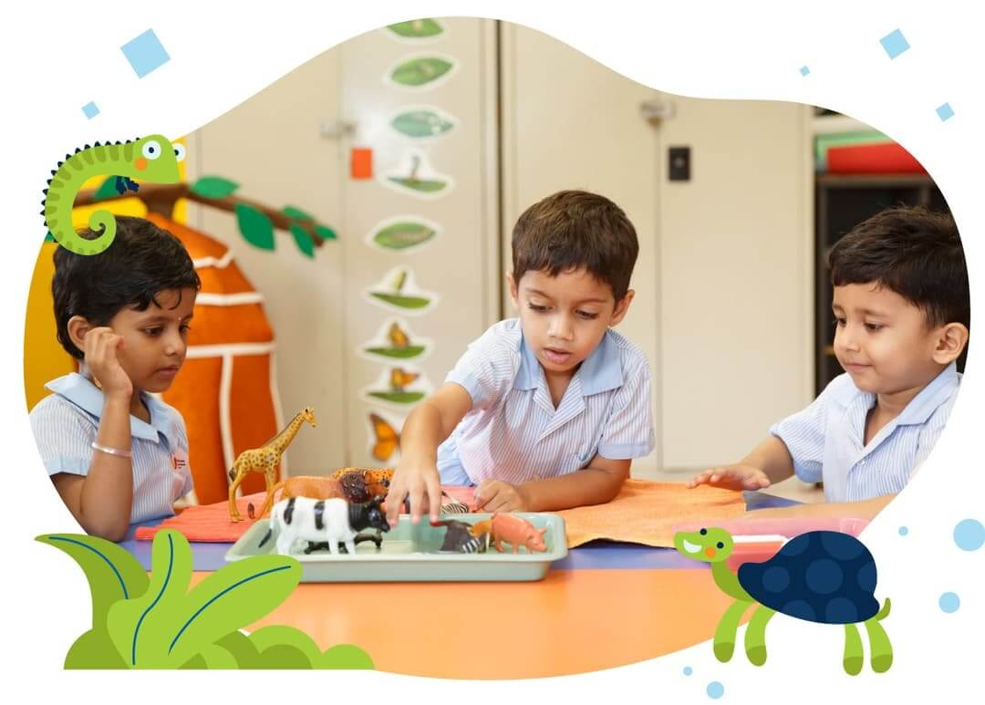 Multi-Faceted Learning - GIIS Kuala Lumpur