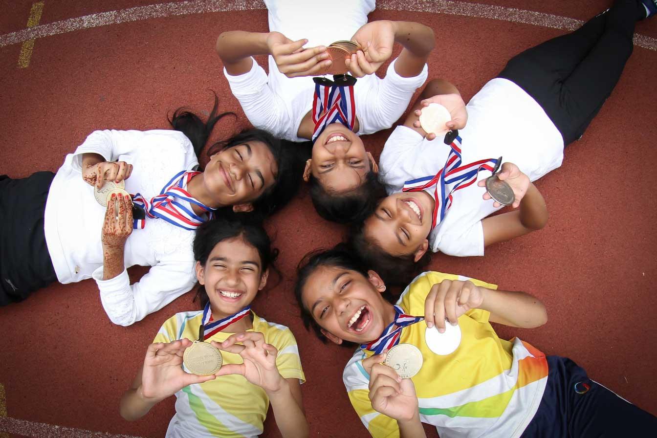 GIIS Kuala Lumpur - Happy Students