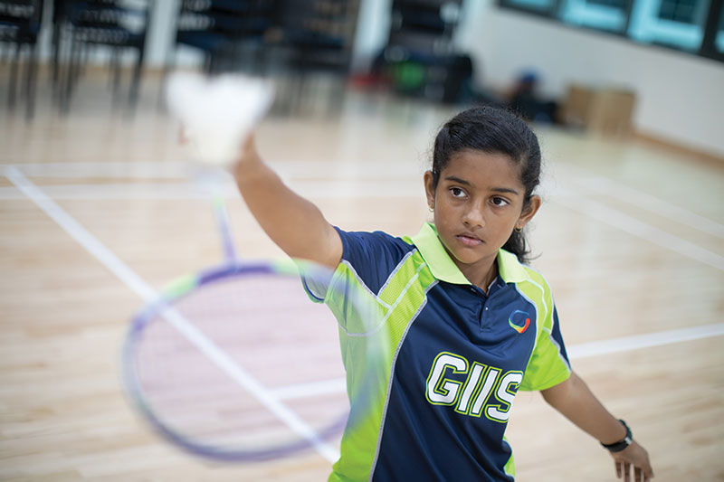 Extra Curricular Activities - Badminton