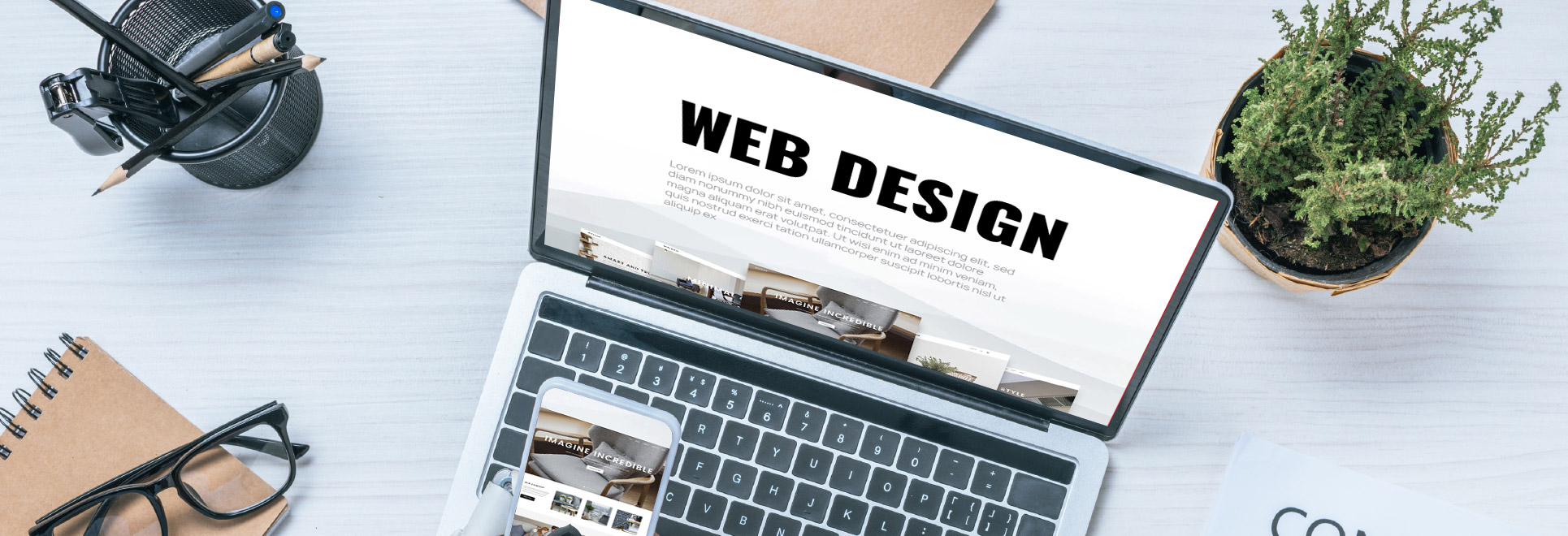 Designing Websites for Small Businesses [A Start-from-Scratch Guide]