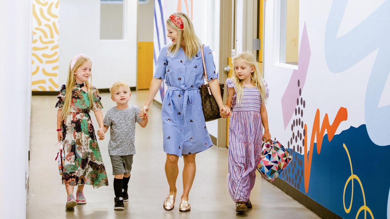 Children's Environment Upgrades