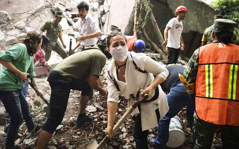 Voluntarios y rescatistas: prevengan el estrés postraumático