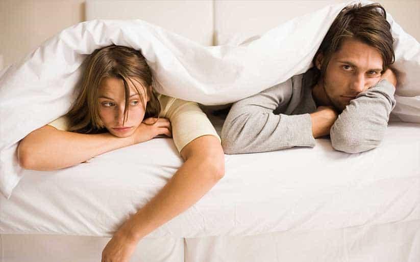 Los problemas de pareja empiezan en la soltería