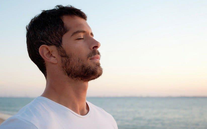 Diferencia entre respirar y respirar con conciencia