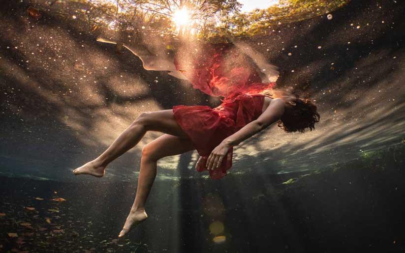 Quizás sientes que te ahogas porque...