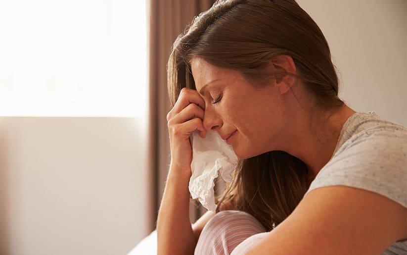 Llorar conscientemente te ayudará a sentirte mejor