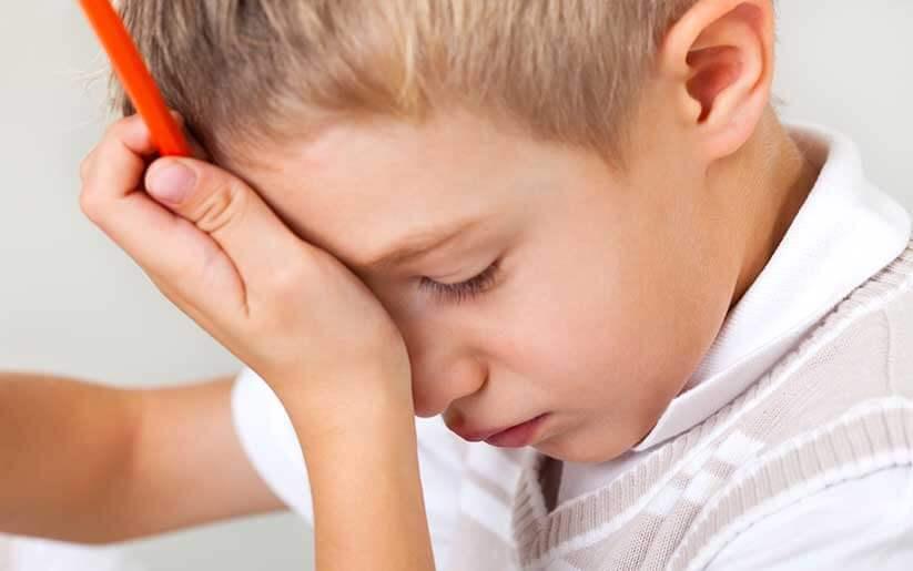 Síntomas de ansiedad que se originan en la infancia
