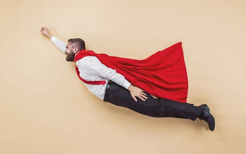 Los riesgos de ser un héroe para los demás – Desansiedad