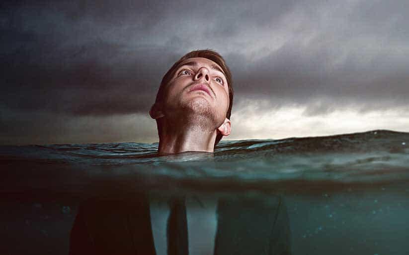 ¿Sientes que te ahogas? - Desansiedad