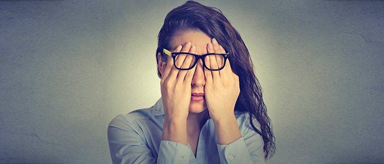 Tic nervioso en el ojo o espasmo ocular - 7 ejercicios para mejorarlo