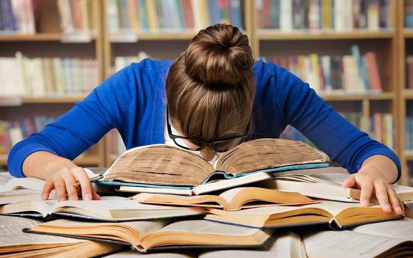 Ansiedad ante los examenes y al ser estudiante