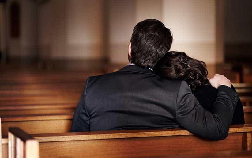 ¿Cómo enfrentarte a una pérdida de un ser querido?