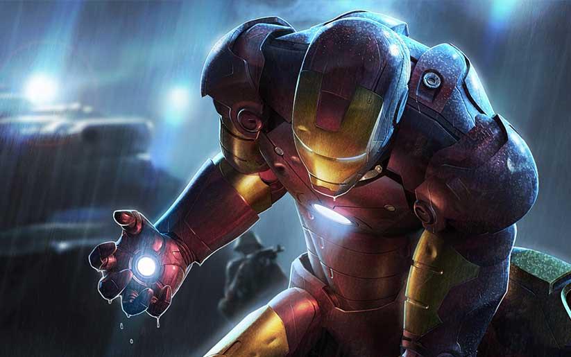 Caso de ansiedad y ataques de pánico: Tony Stark de Iron Man 3