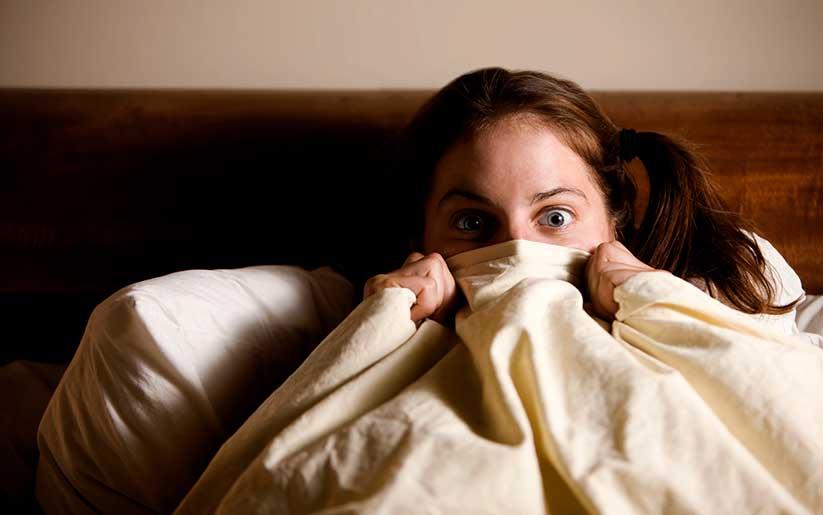 Qué hacer cuando tienes pesadillas y sueños feos