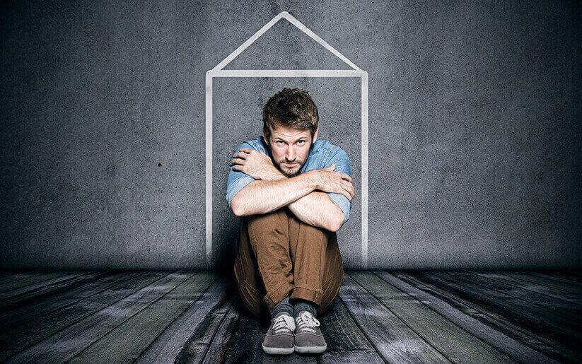 Miedo a salir de casa o a la calle: síntoma de la ansiedad