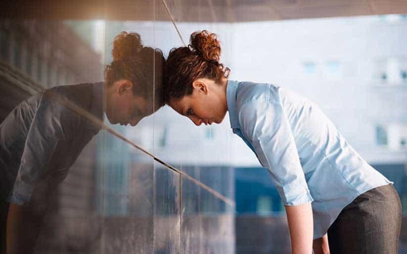 El no saber lidiar con la frustración te genera ansiedad?