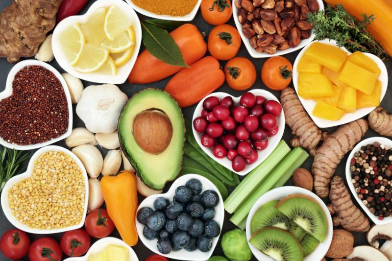 antioxidantes alimentos cuerpo estres