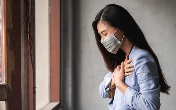 ¿Cómo diferenciar si tu dificultad para respirar es por ansiedad o por Covid19?
