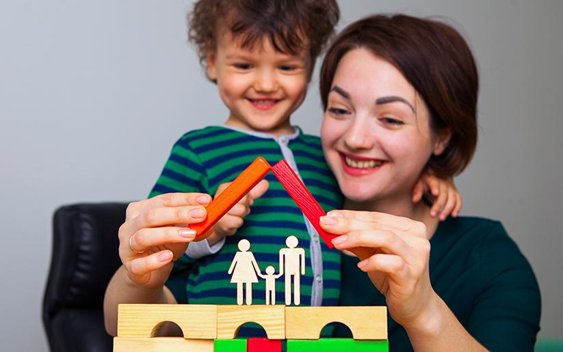 ¿Cómo ayudarle a tu hijo a sentirse más seguro y a salvo?