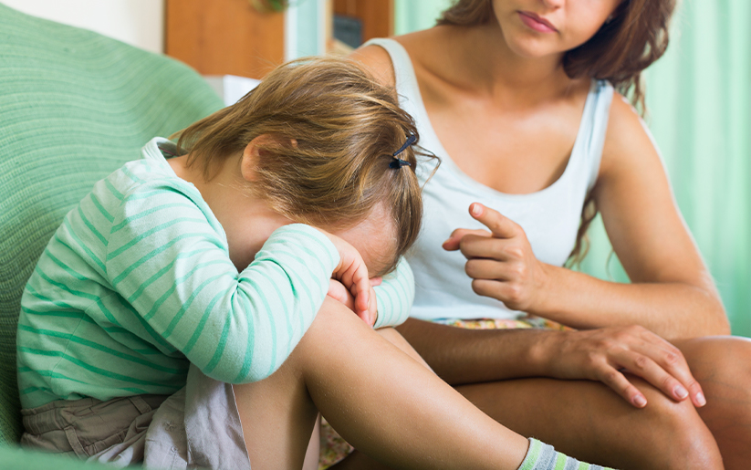 4 motivos que nos llevan a presionar a nuestros niños