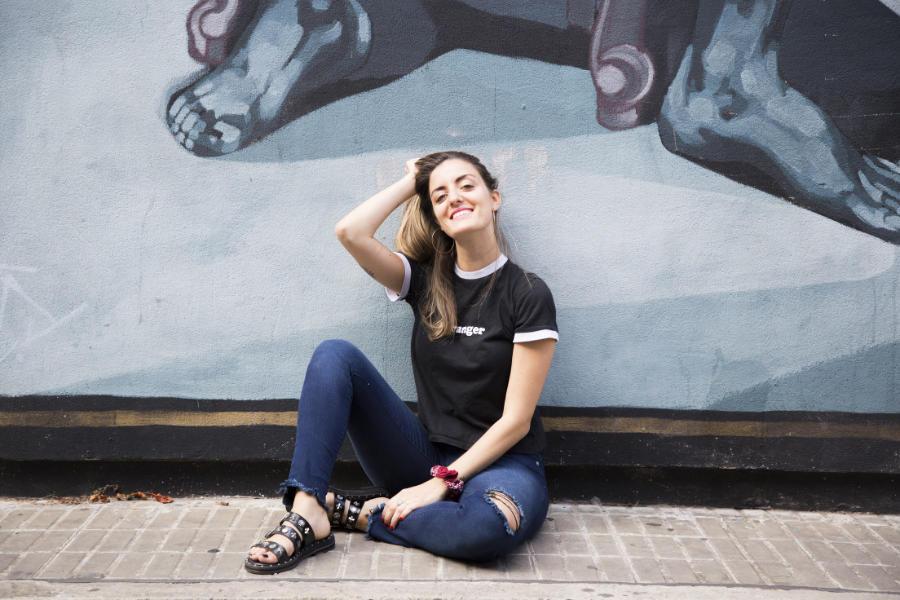 Flavia Boneu historia y mensaje ansiedad