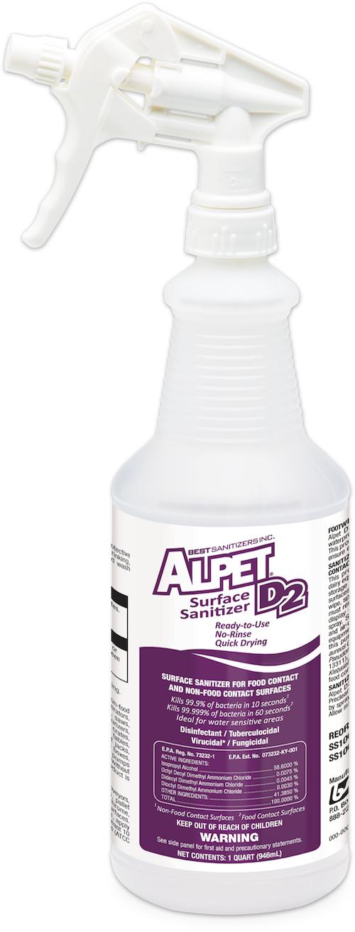Alpet D2 Spray