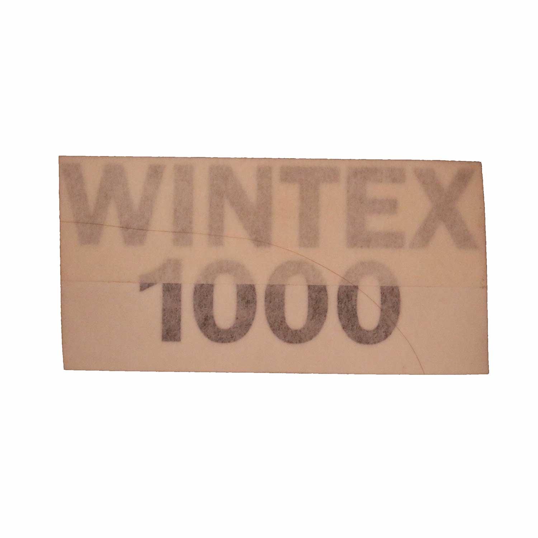 Wintex 1000 Label