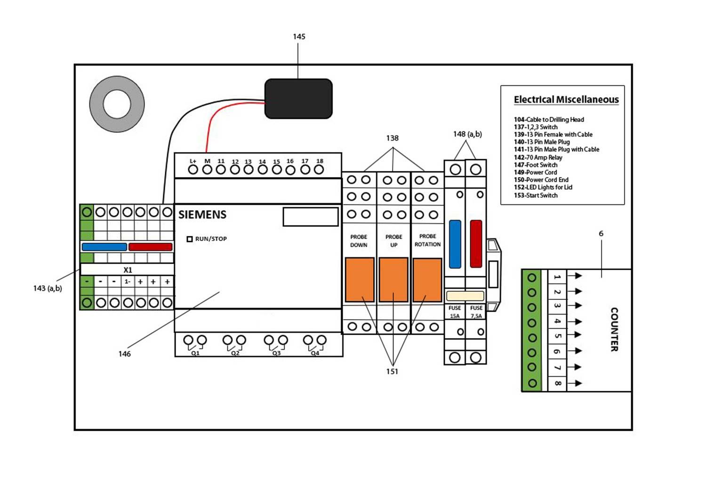 Wintex 1000 - Electrical