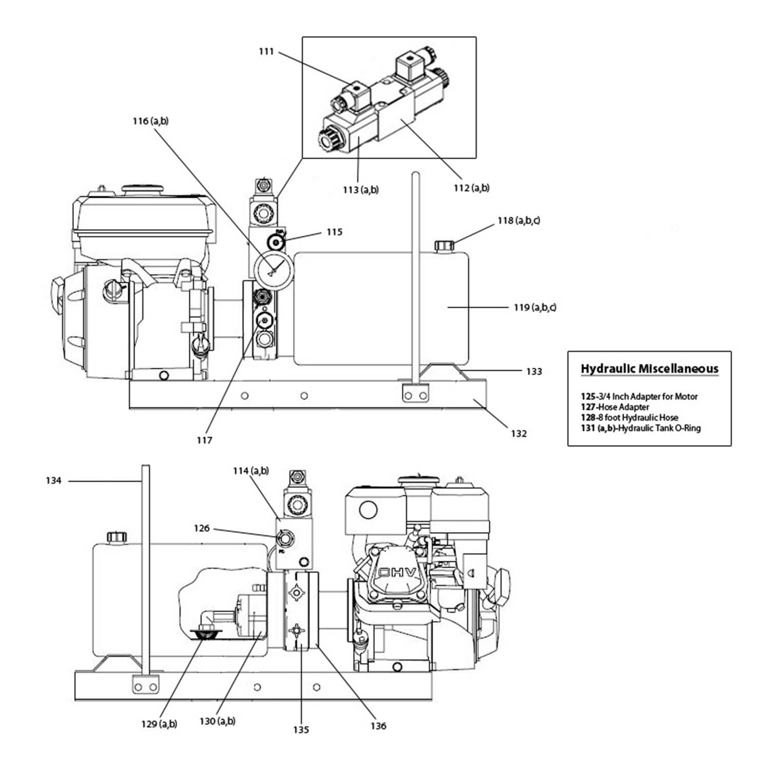 Wintex 1000 - Hydraulics