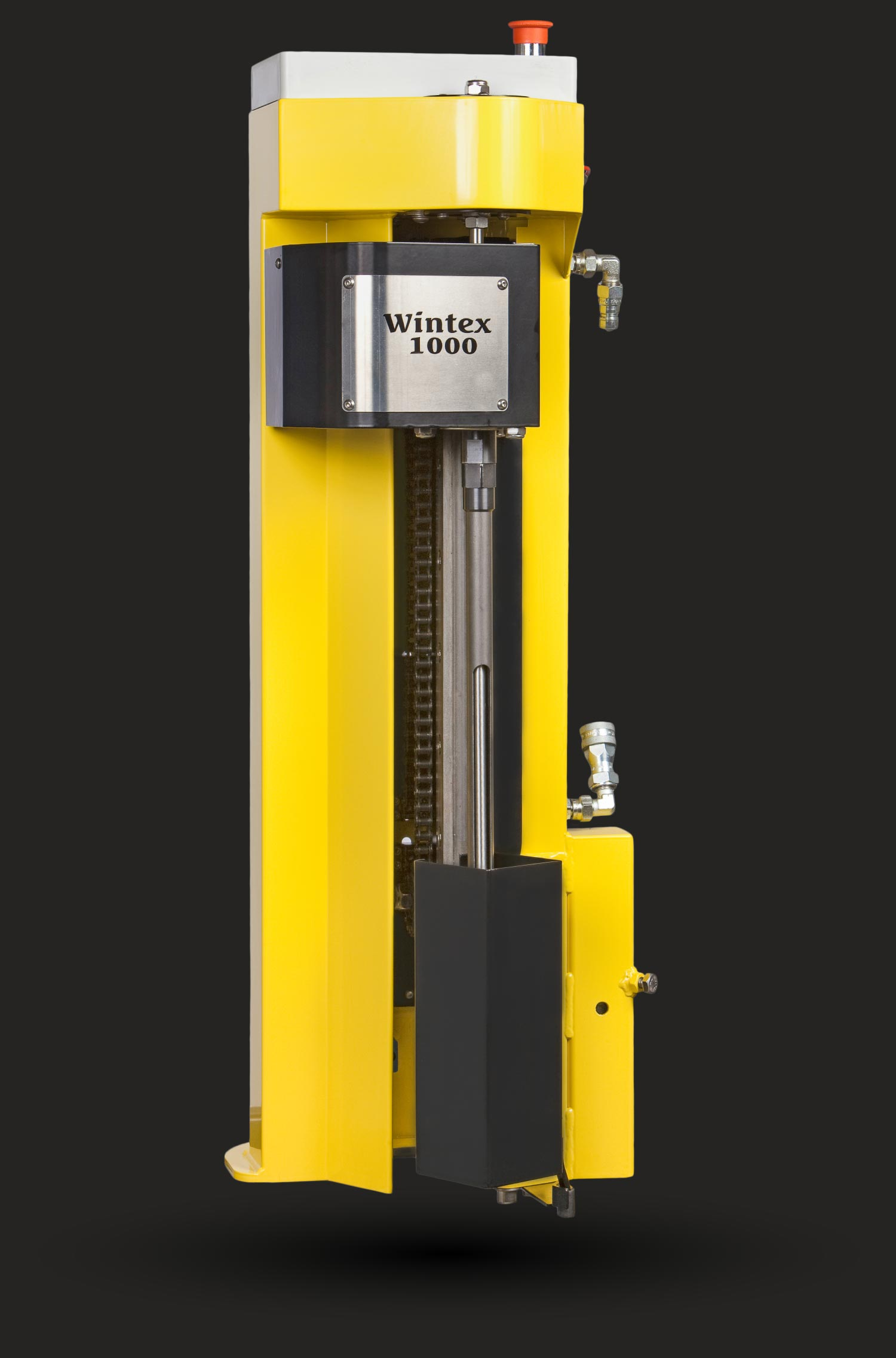 Wintex 1000 automatic soil sampler