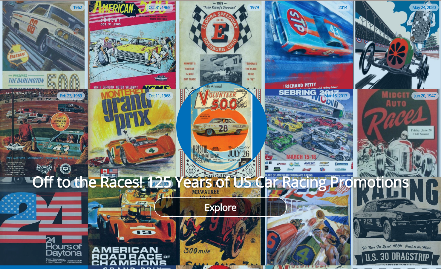 Example: Racing Posters
