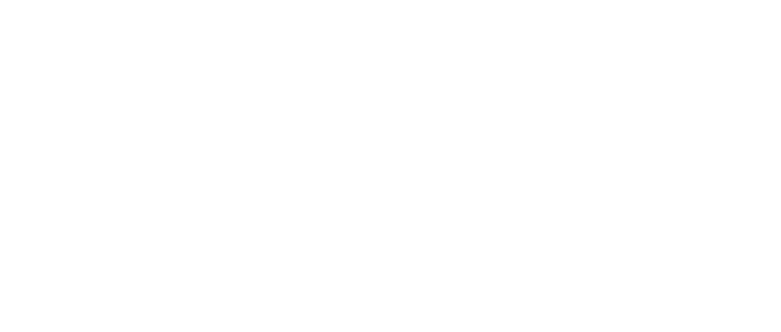 COA Productions Logo White PNG