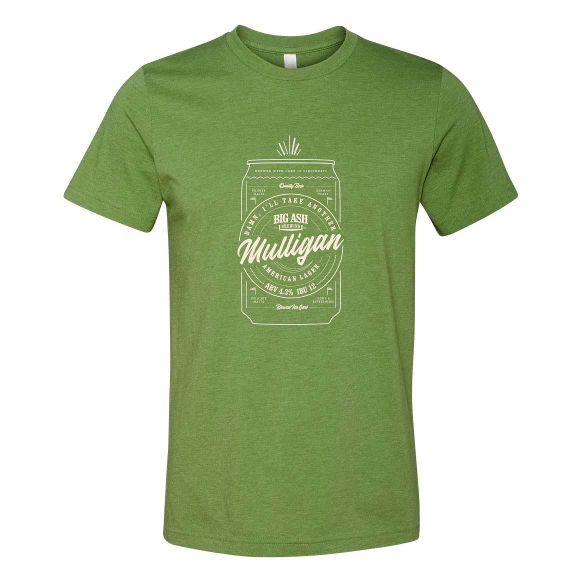 Mulligan Beer Shirt