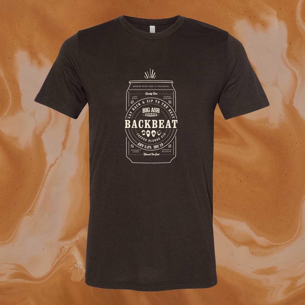 Backbeat Beer Shirt