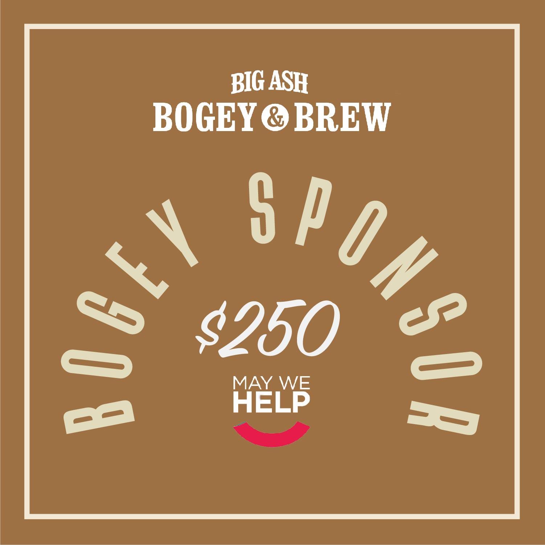 Bogey Sponsor