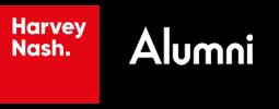 Harvey Nash Alumni Logo