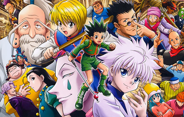 Hunter x Hunter (2011) | Hunter x Hunter | Have You Seen All These Adventure Anime?