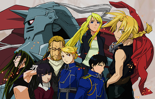 main characters of full metal Alchemist-brotherhood | Fullmetal Alchemist: Brotherhood | Have You Seen All These Adventure Anime?