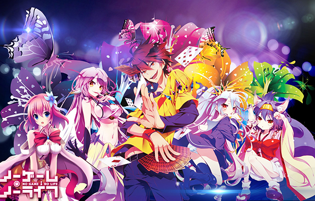 main character of No game no life film | No Game, No Life | Have You Seen All These Adventure Anime?