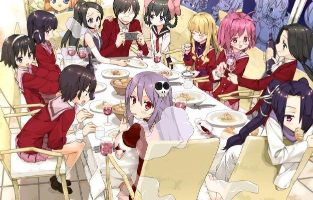The World God Only Knows | Which Ecchi Animes Have The Best Harem?