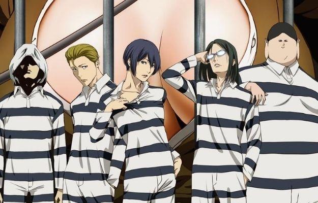 Prison School | Prison School (2015) | Ecchi Anime We Wish Had More Episodes
