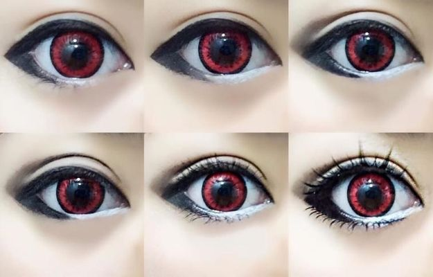 anime cosplay eye makeup | Spend Time on MakeUp and Accessories | How to Create Your Own Cosplay Costume - A Beginners Guide
