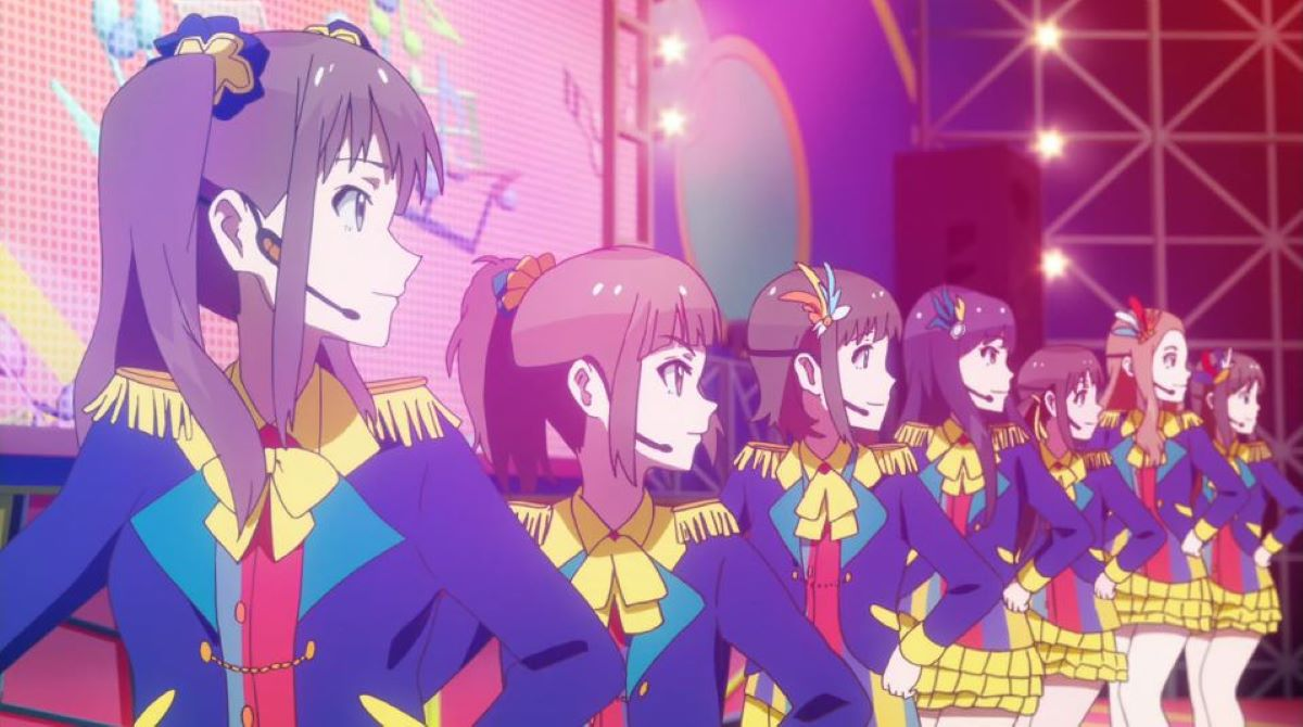 The Wake Up Girls performing | What are Idols? | Idol Culture in Japan