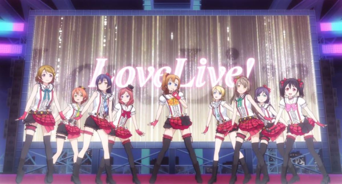 The Love Live! Encore performance | Reputation | Idol Culture in Japan